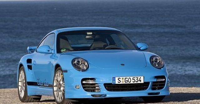 2012 Porsche 911 Turbo Coupe  第6張相片