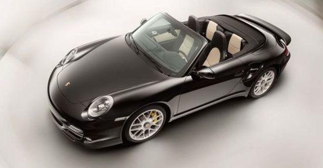 2012 Porsche 911 Turbo S Cabriolet  第2張相片