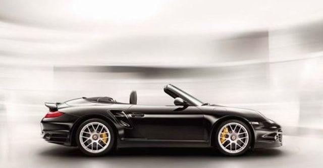 2012 Porsche 911 Turbo S Cabriolet  第3張相片