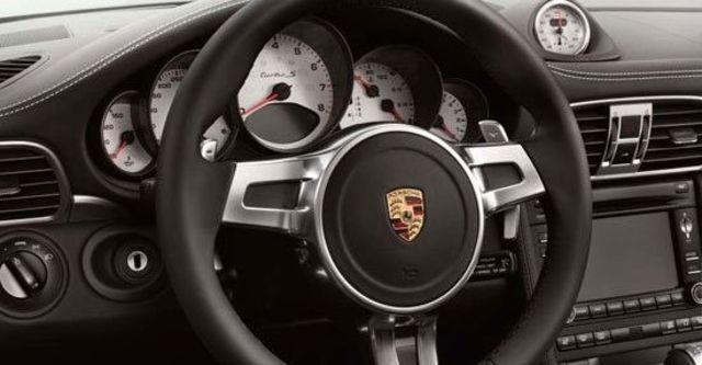 2012 Porsche 911 Turbo S Cabriolet  第8張相片