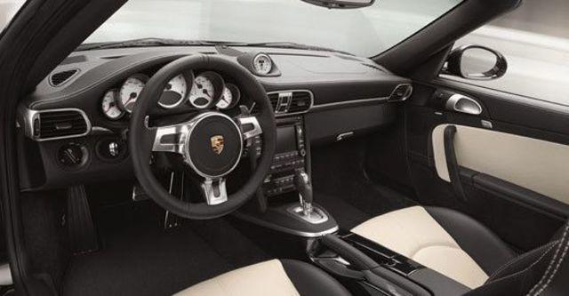 2012 Porsche 911 Turbo S Cabriolet  第9張相片