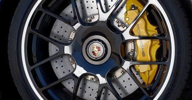 2012 Porsche 911 Turbo S Cabriolet  第10張相片