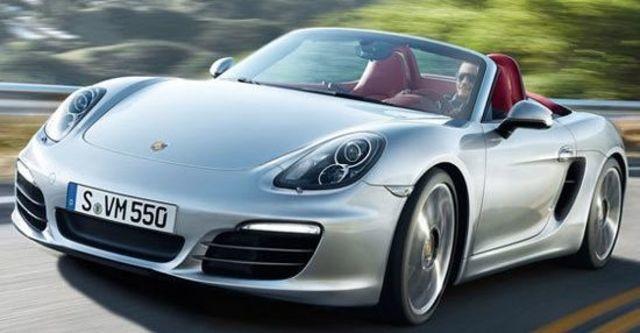 2012 Porsche Boxster S  第1張相片