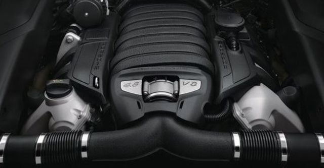 2012 Porsche Cayenne GTS  第7張相片
