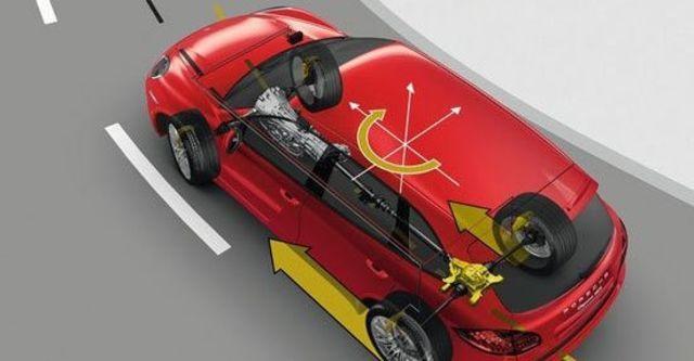 2012 Porsche Cayenne GTS  第11張相片