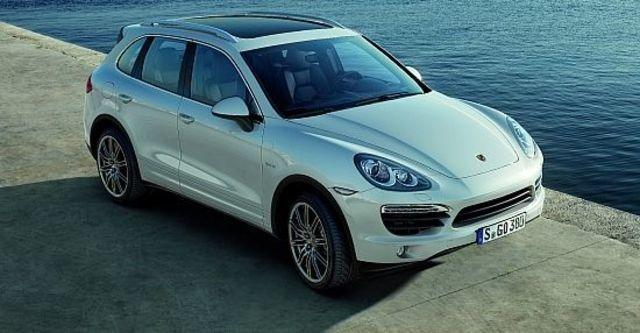 2012 Porsche Cayenne S Hybrid Tiptronic  第1張相片