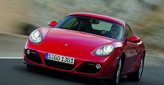 2012 Porsche Cayman Coupe  第2張相片