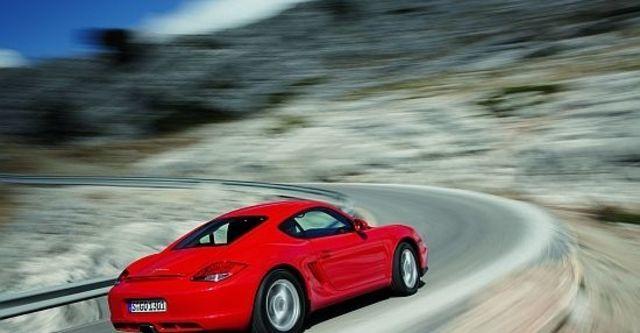 2012 Porsche Cayman Coupe  第3張相片