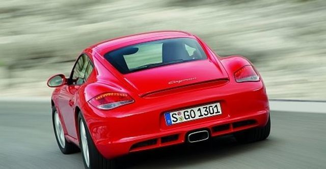 2012 Porsche Cayman Coupe  第4張相片