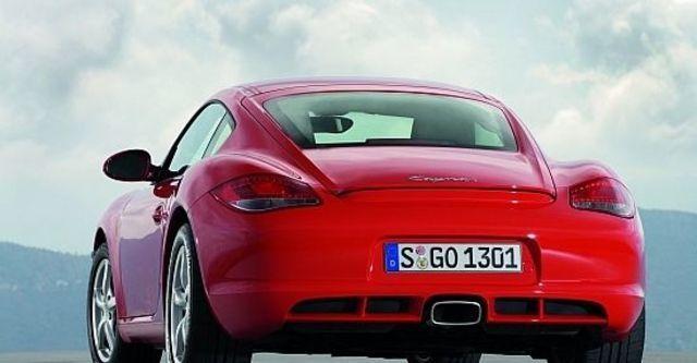 2012 Porsche Cayman Coupe  第7張相片