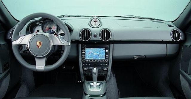2012 Porsche Cayman Coupe  第8張相片