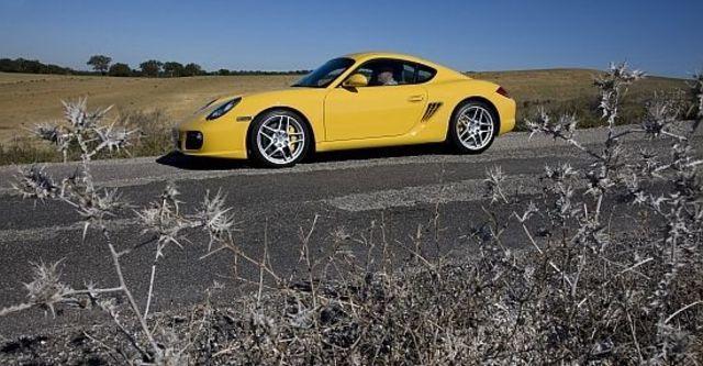 2012 Porsche Cayman S Coupe  第3張相片