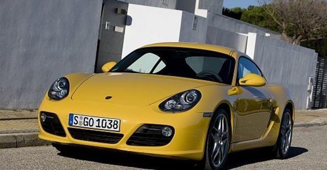 2012 Porsche Cayman S Coupe  第4張相片