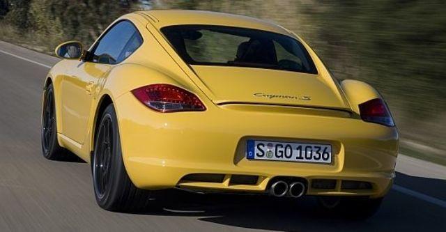2012 Porsche Cayman S Coupe  第6張相片