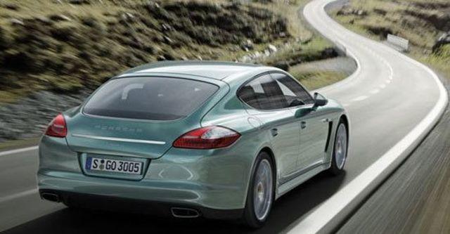 2012 Porsche Panamera Diesel  第3張相片