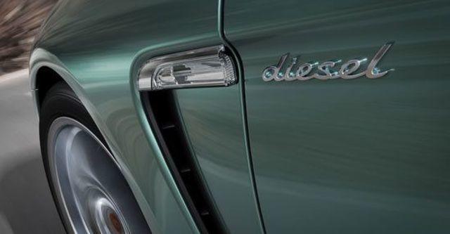 2012 Porsche Panamera Diesel  第4張相片