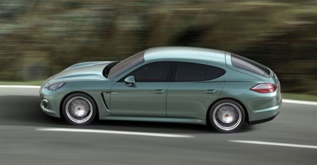 2012 Porsche Panamera Diesel  第5張相片