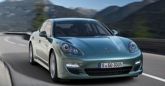 2012 Porsche Panamera Diesel  第6張相片