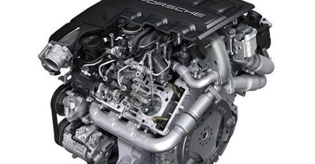 2012 Porsche Panamera Diesel  第8張相片