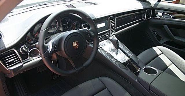 2012 Porsche Panamera Diesel  第9張相片