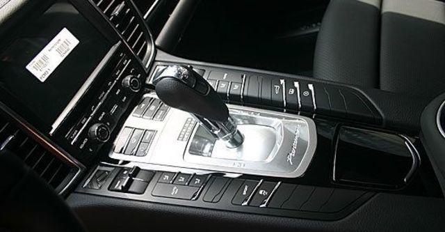 2012 Porsche Panamera Diesel  第10張相片