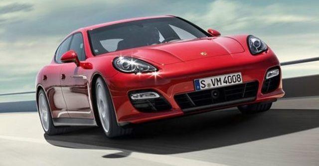 2012 Porsche Panamera GTS  第2張相片