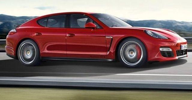 2012 Porsche Panamera GTS  第3張相片
