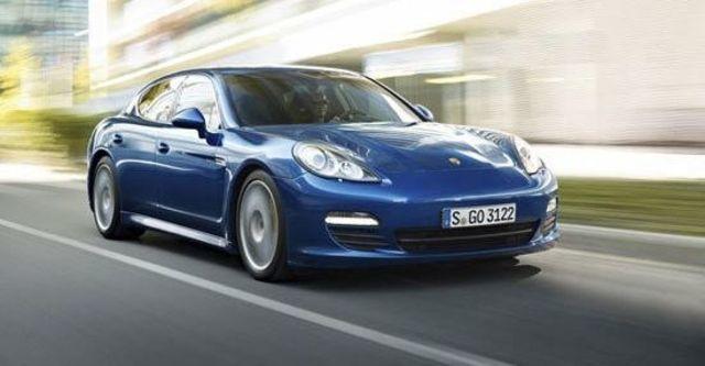 2012 Porsche Panamera S Hybrid  第2張相片