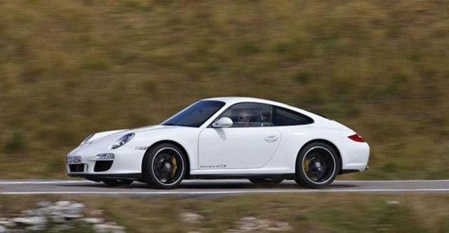 2011 Porsche 911 Carrera GTS Coupe  第5張相片