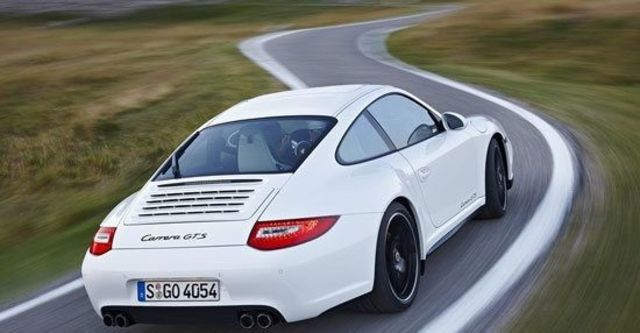 2011 Porsche 911 Carrera GTS Coupe  第6張相片