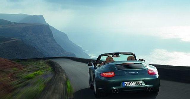 2011 Porsche 911 Carrera S Cabriolet  第5張相片