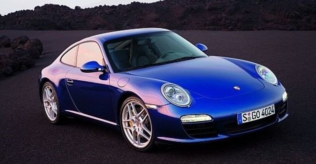2011 Porsche 911 Carrera S Coupe  第2張相片