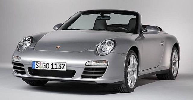 2011 Porsche 911 Carrera 4 Cabriolet  第1張相片