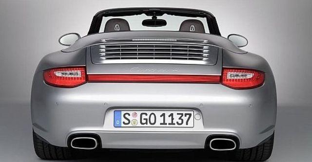 2011 Porsche 911 Carrera 4 Cabriolet  第3張相片