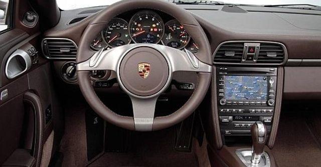 2011 Porsche 911 Carrera 4 Cabriolet  第6張相片
