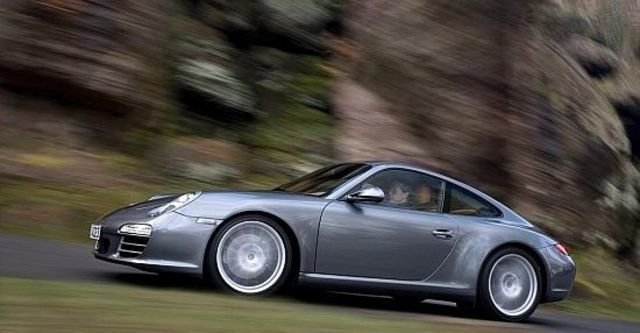 2011 Porsche 911 Carrera 4 Coupe  第5張相片