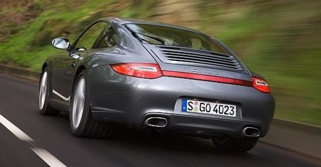 2011 Porsche 911 Carrera 4 Coupe  第6張相片