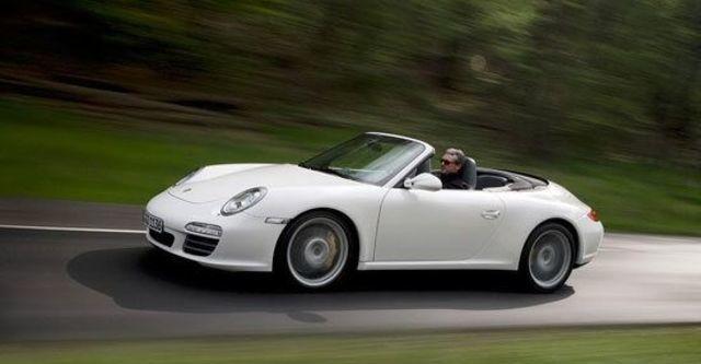2011 Porsche 911 Carrera 4 S Cabriolet  第1張相片