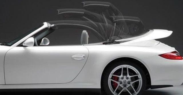 2011 Porsche 911 Carrera 4 S Cabriolet  第4張相片