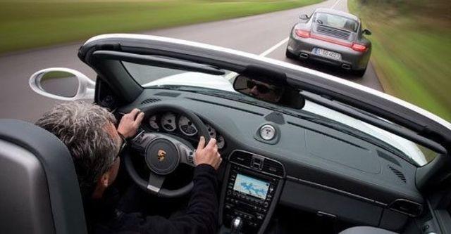 2011 Porsche 911 Carrera 4 S Cabriolet  第5張相片