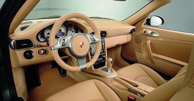 2011 Porsche 911 Carrera 4 S Cabriolet  第6張相片
