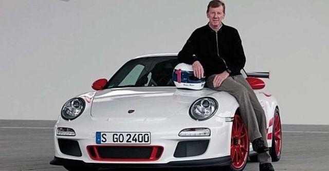 2011 Porsche 911 GT3 RS Coupe  第1張相片
