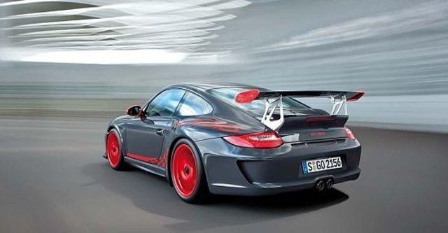 2011 Porsche 911 GT3 RS Coupe  第7張相片