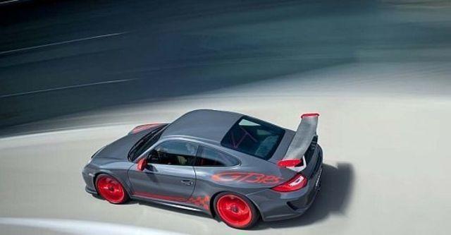 2011 Porsche 911 GT3 RS Coupe  第8張相片