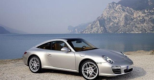 2011 Porsche 911 Targa 4  第1張相片