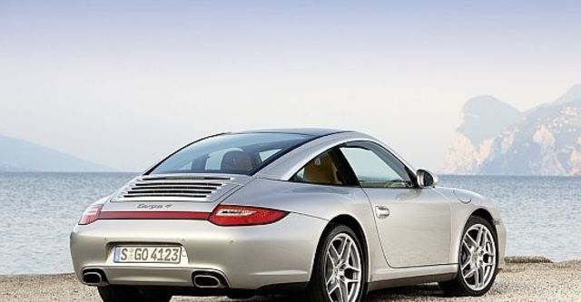 2011 Porsche 911 Targa 4  第3張相片