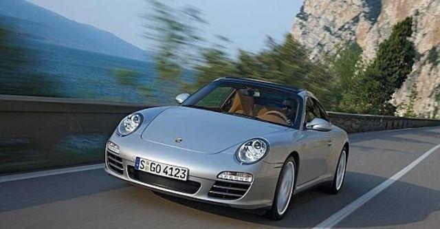 2011 Porsche 911 Targa 4  第6張相片