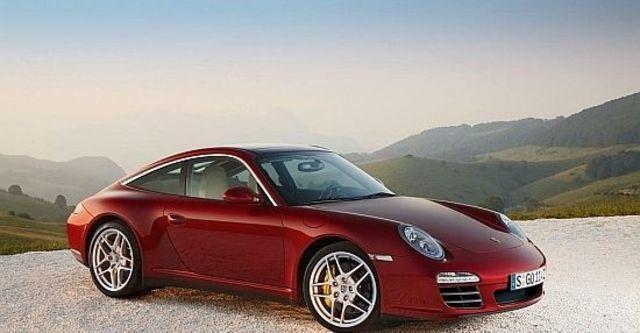 2011 Porsche 911 Targa 4S  第1張相片
