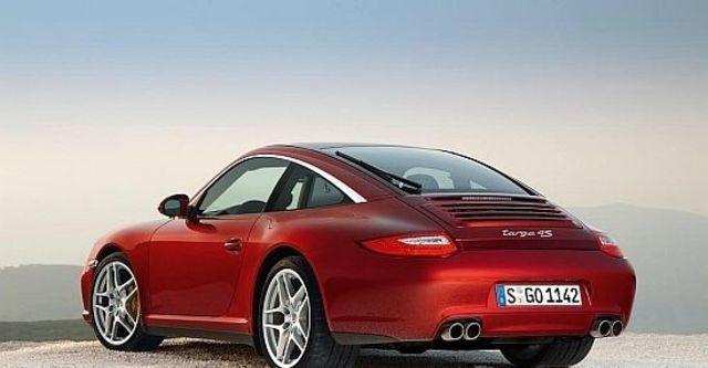 2011 Porsche 911 Targa 4S  第3張相片