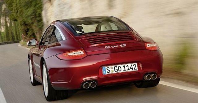 2011 Porsche 911 Targa 4S  第6張相片